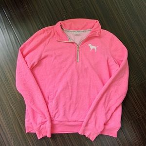 Pink victoria secret jacket